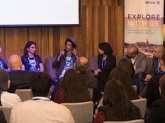 L'impact de la technologie engendre le changement au Maroc - les entrepreneurs locaux présentent des projets commerciaux et écosystèmes innovants lors de la Micro-Conférence Allianz Explorer Hub