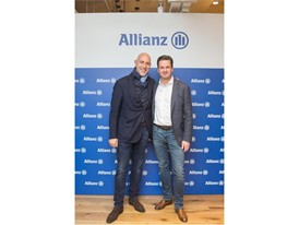 Jean-Marc Pailhol, Head of Group Market Management and Distribution, and Dr. Christian Deubinger, Director Global Brand