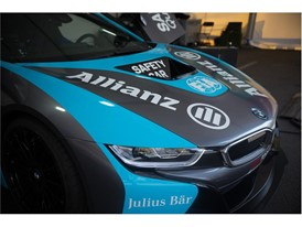 The Allianz safety car