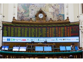 The Santiago Stock Exchange, Bolsa Comercio Santiago