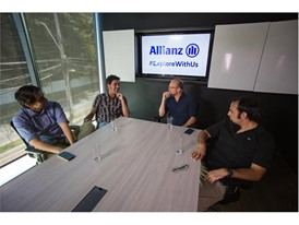 Allianz explores blockchain technology in a discussion with local experts