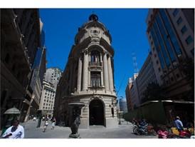 Santiago Stock Exchange, Bolsa Comercio Santiago