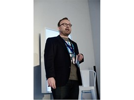 Moderator of Allianz Explorer MIcroconference - Rasmus Nutzhorn - Host