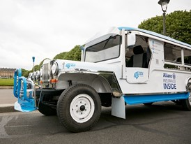 Allianz Paris – Jeepney