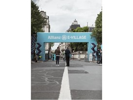 Allianz Paris E-Village