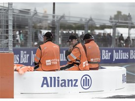Allianz Paris Racetrack Staff