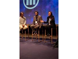 John Barns, Dr. Franck Cazenave, Delphine Asseraf