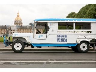 Allianz Paris – Jeepney