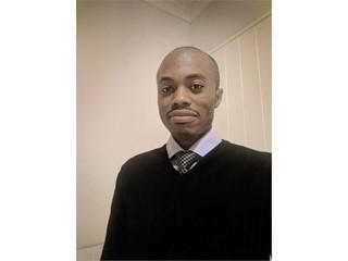 John Bukasa - Winner of Super Human Sports Challenge