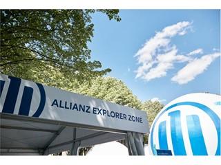 Welcome to Allianz Explorer Zone in Paris2