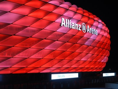Allianz Group – we´re with you.
