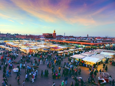 Morocco Rising. Innovators and entrepreneurs to meet in Marrakesh to offer their visions of the country's future