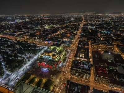 Getting Mexico Moving. Can Technology Transform the Most Congested City on the Planet?