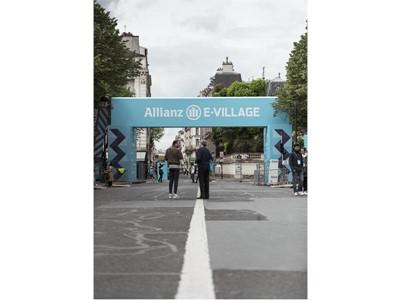Allianz Paris E-Village