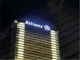 Allianz - Dare to. We're with you