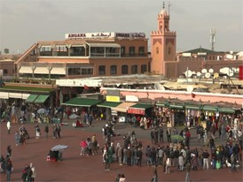 Marrakesh, Morocco (general vision)