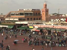 Marrakesh, Morocco (general vision)