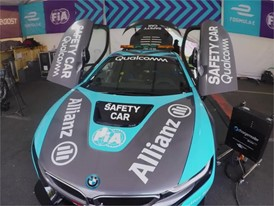 Allianz at Formula E Santiago