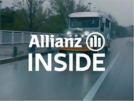 Allianz Inside Trailer