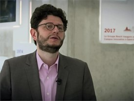 Allianz Explorer Micro-Conference Paris, Speaker Introduction