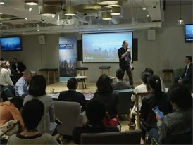 Allianz Explorer Micro-Conference Hong Kong, Speaker Introduction