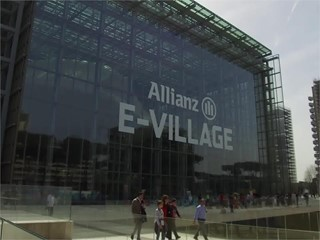 Allianz Rome EVillage