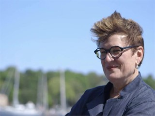 Meg Rosoff Accepts Astrid Lindgren Memorial Award Before Full Stockholm Concert Hall