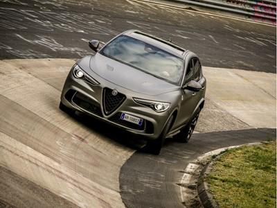 Alfa Romeo Stelvio Quadrifoglio NRING Special Edition