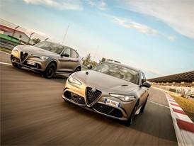 Alfa Romeo Giulia and Stelvio Quadrifoglio NRING Special Edition