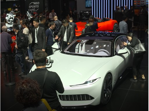 Auto Futures – Highlights of Auto Shanghai 2019