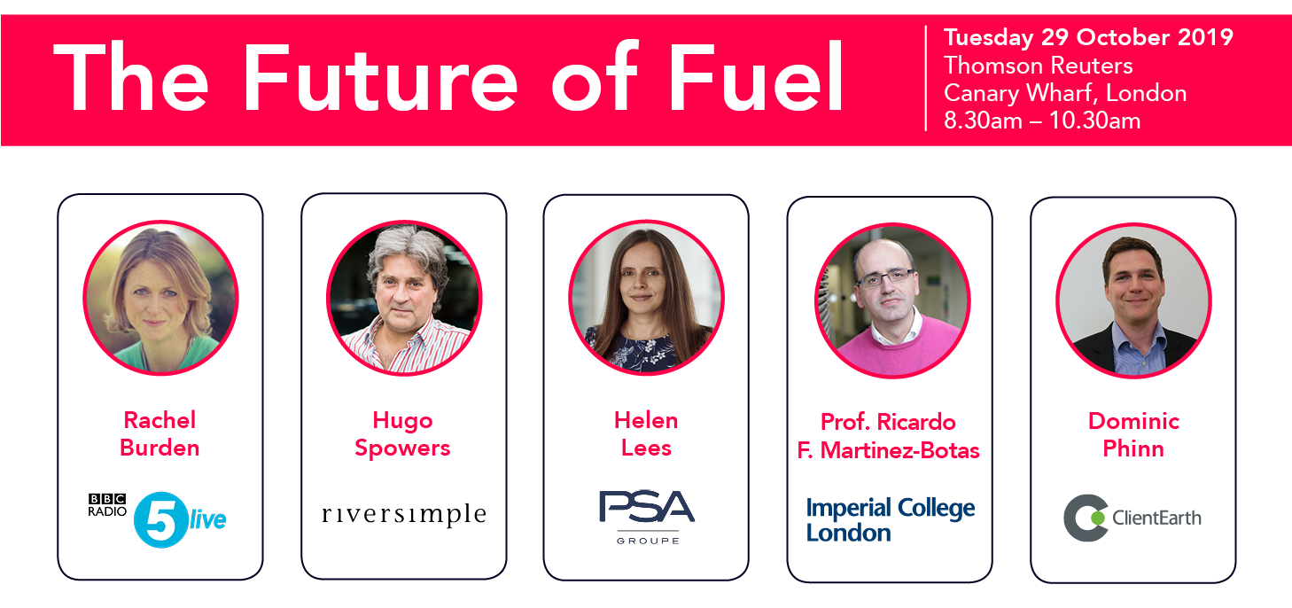 Auto Futures Live: The Future of Fuel