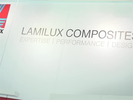 Footage of Lamilux at the 67th IAA Commercial Vehicles