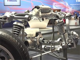 Footage ZF Friedrichshafen AG at the 67th IAA Commercial Vehicles