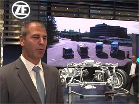 German Interview with Torsten Gollewski, Sernior Vice President R&D, ZF Friedrichshafen