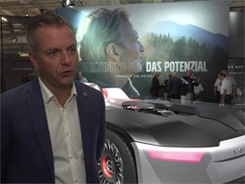 Interview with Edward Jobson, Vice President Electromobility, Volvo Trucks