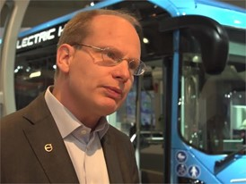 Interview with Håkan Agnevall President from Volvo Buses at the 67th IAA Commercial Vehicles