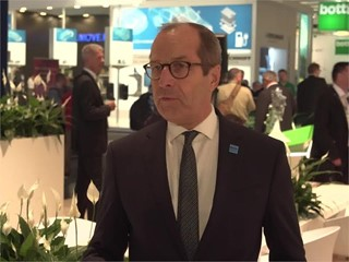 Interview in German with Klaus Braeunig, Managing Director of VDA, the organizer of the 67th IAA Commercial Vehicles