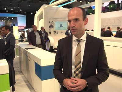Interview in German with Dr. Christian Brenneke, Chief Technology Officer, Head of Engineering, WABCO