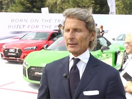 Stephan Winkelmann, CEO, Audi Sport - German