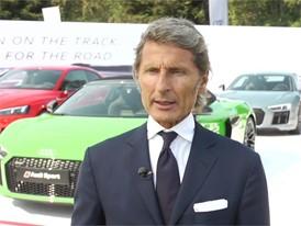 Stephan Winkelmann, CEO, Audi Sport - Italian