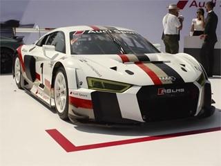 Audi Sport at The Quail B-Roll
