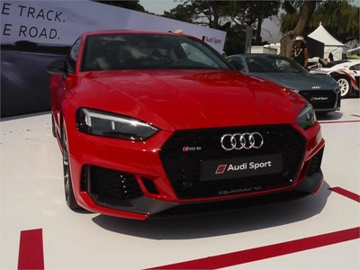 Audi Sport at The Quail Web Video