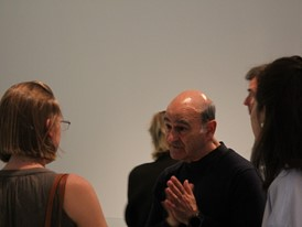 Avantgarde with Stelarc at the EXPO 3027