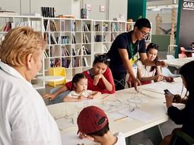 Art education at the Astana Contemporary Art Center