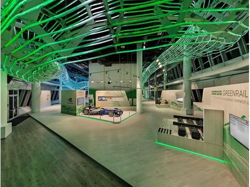 01Formula_e and Greenrail – green ideas at EXPO 2017: