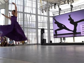 Contemporary Ballet in the Creative Energy Area