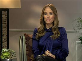 Catt Sadler, TV Personality and E! News Host