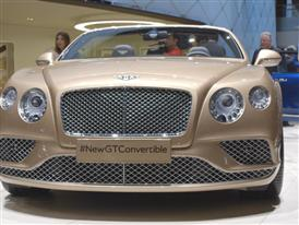 Bentley Geneva Motor Show 2015 Upgrades for Continental GT Family B-Roll