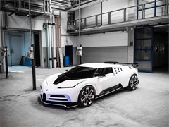 Bugatti Centodieci – Exclusive small series in extraordinary design