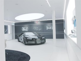 Bugatti Automobiles S.A.S General Views of Stand